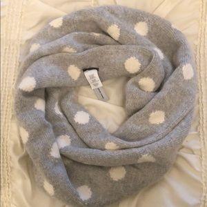 nwot j crew wool wrap scarf
